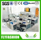 Moderner Büro-Möbel-Stab-Arbeitsplatz für 6 Leute (OD-26)