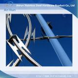 Фабрика колючей проволоки нержавеющей стали