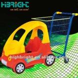 Детский автомобиль корзина с нажмите на рукоятку