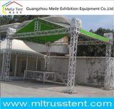 展覧会のための段階が付いているアルミニウム照明トラステント