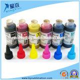 Seis 100ml de tinta por sublimação de tinta a cores