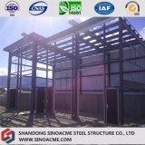 Высокое качество Sinoacme стальная рама склад для хранения пролить