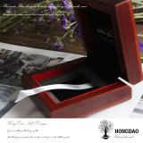 Cadre de bijou en bois de luxe fait sur commande de Hongdao Wholesale_F