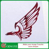Usine Qingyi bas prix et de meilleure qualité de l'hologramme de transfert de chaleur pour le sport d'usure d'impression