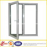 Finestra residenziale del rifornimento Aluminum/UPVC del grossista