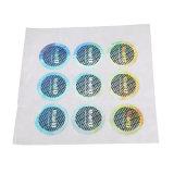 De volledige Sticker van het Hologram van de Kleurendruk voor anti-Vervalst het Etiket van het Hologram
