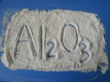 99.7% alta densità Fine Calcined Alpha Alumina Powder per Ceramics, Refractories, Glazes ecc