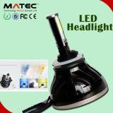 Lampadine H7, indicatore luminoso del LED Canbus, nuovo LED faro dell'automobile di 2017, ricambi auto, lampadine del faro del LED del faro del LED