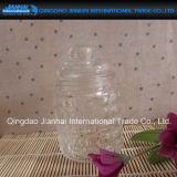 Fantastisches Muster-Glasflaschen-Stau-Glas für Speicherung