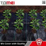 Anti tissu répressif agricole de nattes de Weed tissé par pp