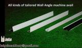 T Grid Ceiling System Máquina de ângulo de parede
