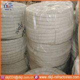 Набивка веревочки керамического волокна цены по прейскуранту завода-изготовителя квадратное тугоплавкое