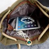 韓国の簡単なショルダー・バッグ(GB#2222)の新しいキャンバス袋のショッピング・バッグの傾向