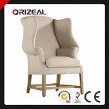cadeira Georgian do Wingback dos anos 20