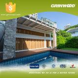 Высокое качество прессует строительный материал Decking Board/WPC Holow WPC напольный