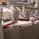 De Machine van de Verpakking van de Cracker van Trayless met het Opruimen en Voeder
