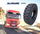 الصين ثقيل - واجب رسم شاحنة إطار العجلة, [تبر] إطار, شعاعيّ نجمي شاحنة إطار العجلة ([11.00ر20])