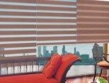 熱い販売のホーム装飾ファブリック梯子ストリングはシマウマのブラインドをカスタマイズした