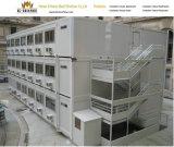 モジュラー建物のプレハブの容器の家の容器のモーテルの容器のアパート
