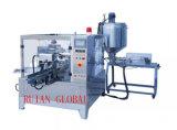 Machine de scellage liquide à liquide rotatif