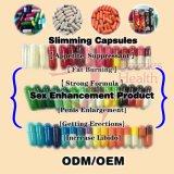 L'estratto di erbe naturale ODM/dell'OEM che dimagrisce le capsule per perde il peso