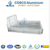 Подгонянное алюминиевое/алюминиевое тело трейлера тележки