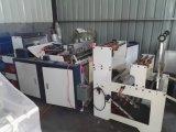 Flacher Beutel-Abfall-Beutel-Abfall-Beutel-Selbstpunkt-Ausschnitt-Maschine