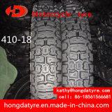 Nicht für den Straßenverkehr Motorrad-Gummireifen des Fabrik-Preis-410-18/Motorrad-Reifen nach Kenia