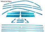 As guarnições da estrutura do Windows para a Toyota Corolla