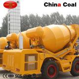 2.5 Cbm-Selbstladen-Pumpen-LKW-Betonmischer