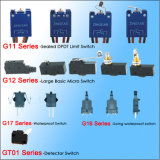 Micro Switches con Straight Lever