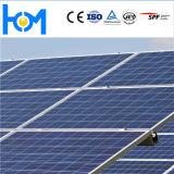 Дуги утюга материалов панели солнечных батарей стекло низкой солнечное для модуля фотоэлемента