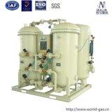 Gerador do nitrogênio da pureza elevada PSA com compressor de ar