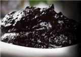 Alimento squisito dell'inserimento nero dell'aglio