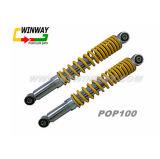 Dämpfer-Stoßdämpfer des Motorrad-Ww-6281 für Pop100