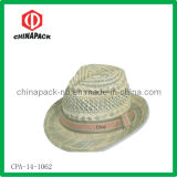 Straw Promotion Fedora Hat (CPA-14-1062)