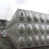 De aço inoxidável 304 316 o recipiente de armazenamento de água do tanque de água