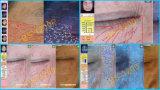 analyseur magique portatif de peau du visage d'analyseur de peau du miroir 3D