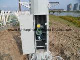 강철 가로등 통신 GSM 안테나 Monopole 탑