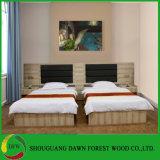 호텔 표준 룸 침대의 다른 크기