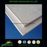 Azulejos de yeso laminado de vinilo / Yesos de yeso / Azulejos de techo de yeso
