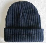 Schwerer kalter Sport strickte Wolle-Hüte für Winter