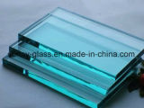 3mm 4mm 5mm 6mm 8mmのBulidingのための10mm明確なフロートガラス