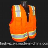 ANSI107標準の安全ベスト(C2026)