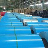die beschichtete 0.14-0.8mm Baumaterial-Farbe galvanisierte Stahl vorgestrichenen Stahlring PPGI