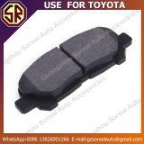 Toyota 최신 판매 브레이크 패드를 위한 사용 04466-48120