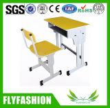 Escritorio y silla durables (SF-37S) de los muebles de escuela solos