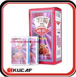 Kundenspezifische Schürhaken-Karten im Kasten