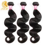 Объемная волна человеческих волос Remy девственницы 100% бразильская (TFH - BBW221)