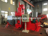 Machine en aluminium de briquetage de la poudre Sbj-500 (usine)
